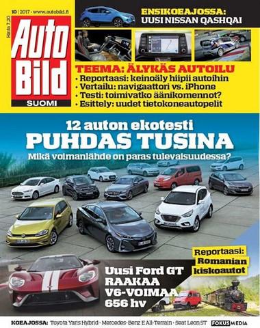 Auto Bild -lehti tarjous 2021