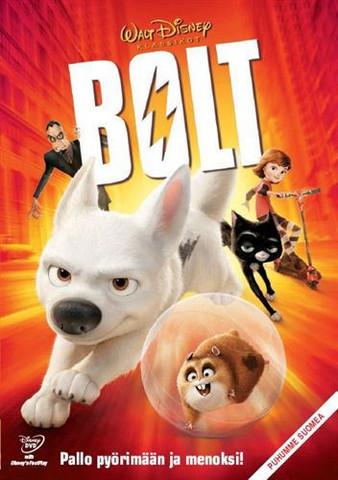 Bolt dvd, Disney Klassikko