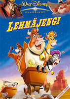 Lehmäjengi dvd, Disney Klassikko