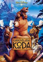 Karhuveljeni Koda dvd, Disney Klassikko