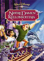 Notre Damen kellonsoittaja dvd, Disney Klassikko
