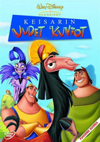 Keisarin uudet kuviot dvd, Disney Klassikko