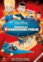 Riemukas Robinsonin perhe dvd, Disney Klassikko