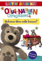 Oiva-Nallen Oivallukset: Onkohan Oiva kotona? dvd