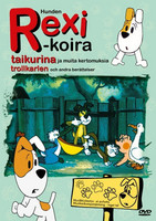 Rexi Koira taikurina ja muita kertomuksia dvd