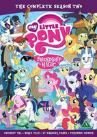 My Little Pony Kausi 2 BOX dvd