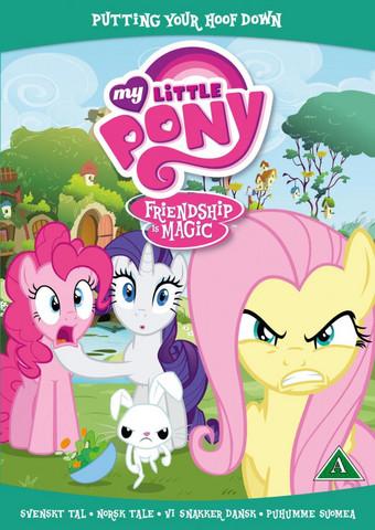 My Little Pony: Ystävyyden taikaa - Itsevarmuutta etsimässä dvd
