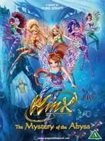 Winx Club: Syvyyksien salaisuus dvd elokuva
