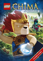 Lego Legends of Chima Jaksot 1-4 dvd