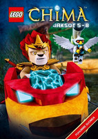 Lego Legends of Chima Jaksot 5-8 dvd
