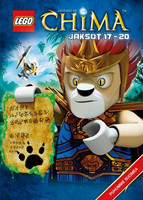 Lego Legends of Chima Jaksot 17-20 dvd