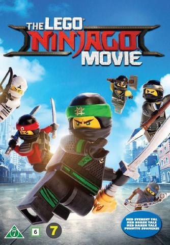 Lego Ninjago Movie Suomi dvd