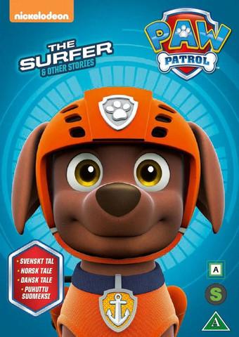Ryhmä Hau: Surffaaja dvd