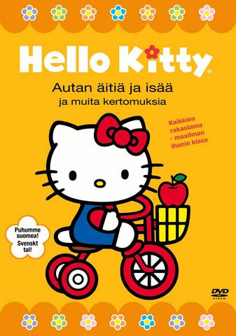 Hello Kitty Autan äitiä ja isää dvd