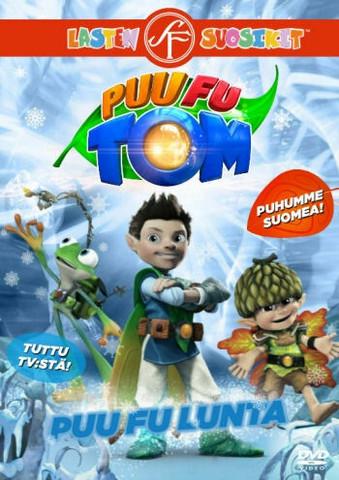 Puu Fu Tom: Puu Fu lunta dvd