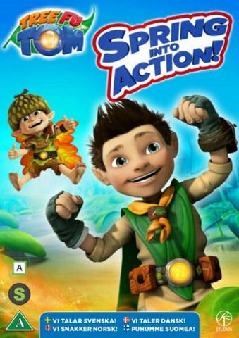 Puu Fu Tom: Puu Fun vartija dvd