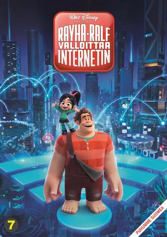 Räyhä Ralf valloittaa Internetin dvd, Disney Klassikko
