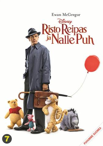 Risto Reipas ja Nalle Puh dvd Elokuva, Disney