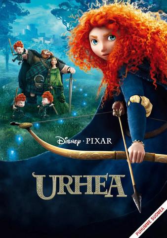 Urhea dvd (Brave), Disney Pixar Klassikko