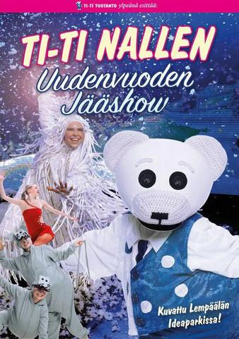 Ti-Ti Nallen Uudenvuoden Jääshow dvd