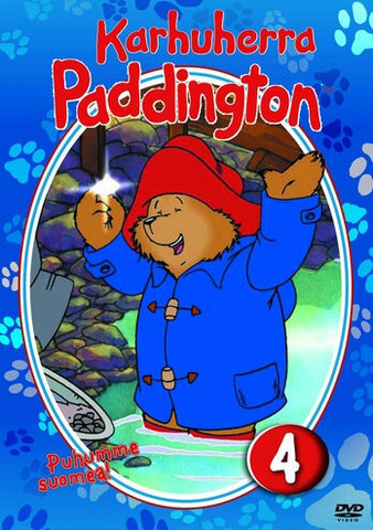 Karhuherra Paddington 4 dvd