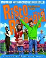 Risto Räppääjä -elokuva Blu-Ray