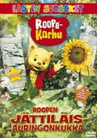 Roope-karhu: Roopen jättiläisauringonkukka dvd