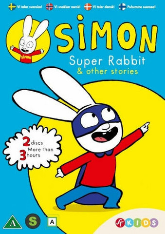 Simon Superkani BOX 1+2 dvd