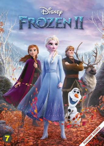 Frozen 2 dvd Elokuva, Disney Klassikko