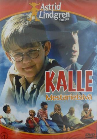 Kalle Mestarietsivä dvd