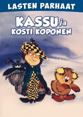 Kassu ja Kosti Koponen dvd