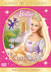 Barbie: Tähkäpää dvd