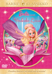 Barbie: Peukalo-Liisa dvd