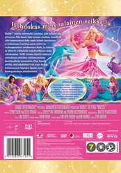 Barbie: Helmiprinsessa dvd