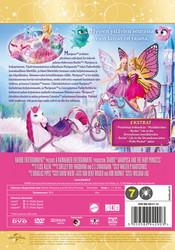 Barbie: Mariposa ja keijuprinsessa dvd
