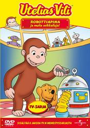 Utelias Vili: Robottiapina dvd
