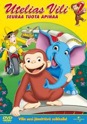 Utelias Vili: Seuraa tuota apinaa dvd