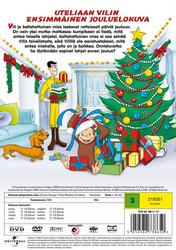 Utelias Vili: Apinamaista joulua dvd