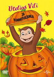 Utelias Vili ja kummitusjuhla Halloween dvd