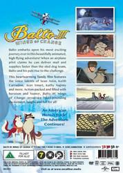 Balto 3: Muutoksen tuulet dvd
