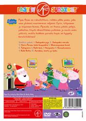 Pipsa Possu: Joulupukin paja dvd