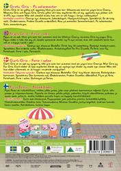 Pipsa Possu: Aurinkoloma dvd