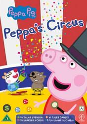Pipsa Possu: Pipsan sirkus dvd