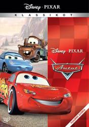 Cars Autot 1 dvd