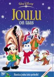 Joulu on taas dvd Disney