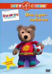 Oiva-Nallen Oivallukset: Oiva supersankarina dvd
