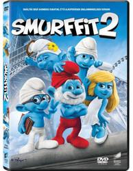 Smurffit 2 Elokuva dvd