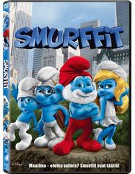 Smurffit 1 Elokuva dvd
