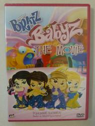 Bratz Babyz Elokuva dvd