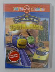 Chuggington Veturit: Supertuksumaista dvd